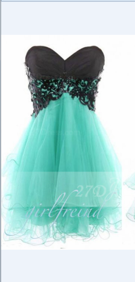 Appliques Sexy Short Cocktail Dresses Green 2020 Homecoming Sweetheart Sleeveless Organza Tiered Lace-up Gowns