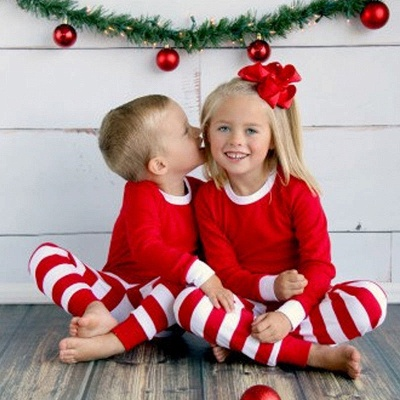 Matching Family Outfits Sweater Sweatshirt Me Outfits Pajama Clothes Xmas Gifts_4