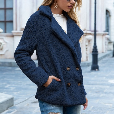 2020 Winter Coats Plus Size Long Sleeve Fluffy Fur Jackets Women Warm Winter Jacket_6