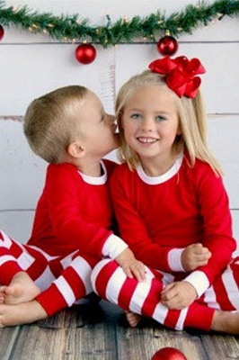 Matching Family Outfits Sweater Sweatshirt Me Outfits Pajama Clothes Xmas Gifts_1