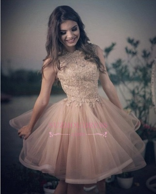 Lovely Lace 2020 Homecoming Dresses | Short Prom Dress Online_1
