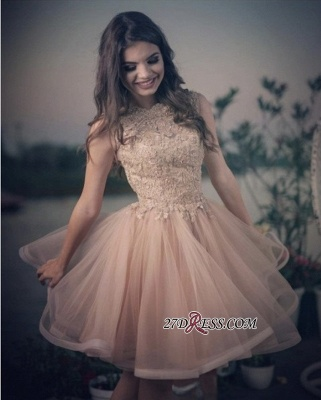 Lovely Lace 2020 Homecoming Dresses | Short Prom Dress Online_3