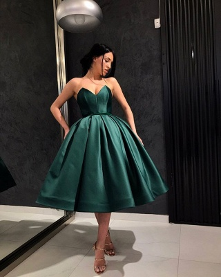 Elegant Sweetheart Short Prom Dresses | 2020 Homecoming Party Gowns_2