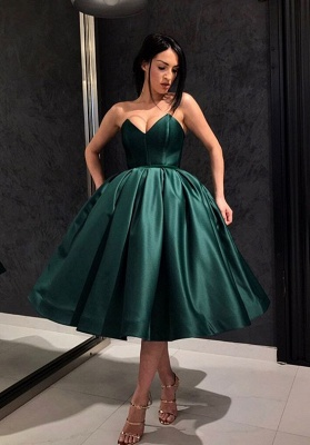 Elegant Sweetheart Short Prom Dresses | 2020 Homecoming Party Gowns_1