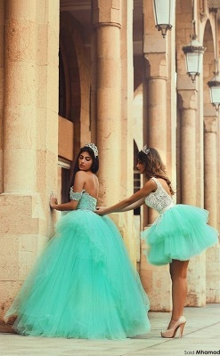 Timeless Illusion Sleeveless Tulle Homecoming Dress With Lace_2