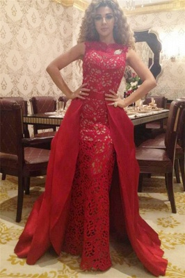 Sexy red designer prom dress on sale removable long evening gowns online_3