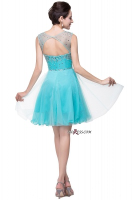 Short Crystal Sleeveless Open-Back Homecoming Dresses_5