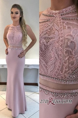 Beadings prom dress, 2020 mermaid evening gowns_2