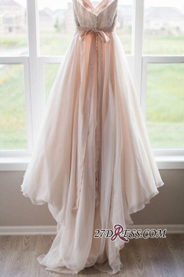 Gorgeous 2020 Sweetheart Lace Zipper Button Back Bridal Gowns_1