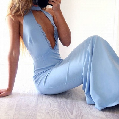 Gorgeous v-Neck Mermaid 2020 Prom Dress Long On Sale_3