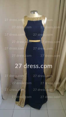 Sleeveless Long Sequin Prom Dress with 2020 Sexy Real Scoop Neckline Evening Gowns Online Custom Made_4